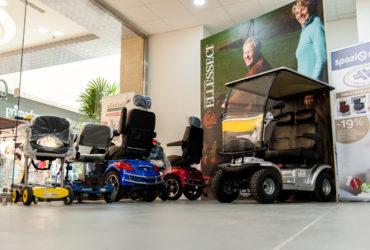 Autonomia e libertà di movimento: scooter elettrici per anziani e disabili