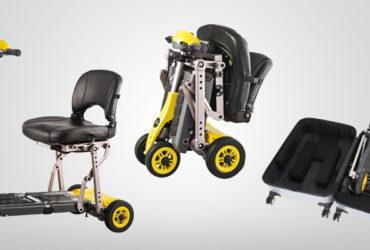 Scooter pieghevole o smontabile: l'alleato per le tue vacanze